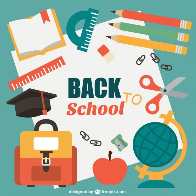 2017-18 Back to School Information logo