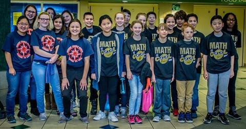 MIDDLE SCHOOL MATH IS COOL TEAMS QUALIFY Thumbnail Image