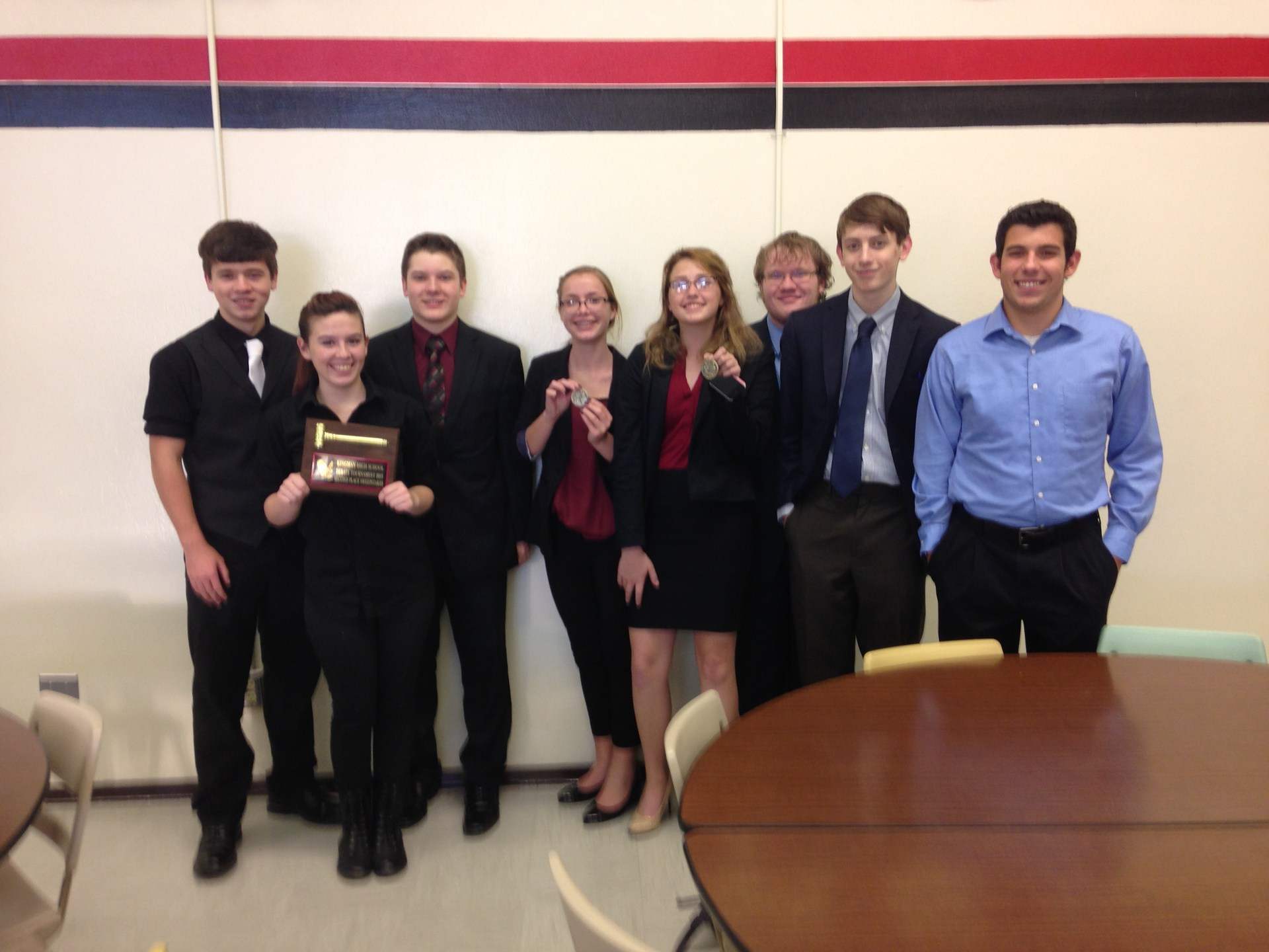 Kingman Debate Invitational 15