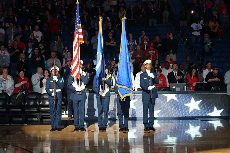 Natchez High School unit MS-961 AFJROTC Thumbnail Image