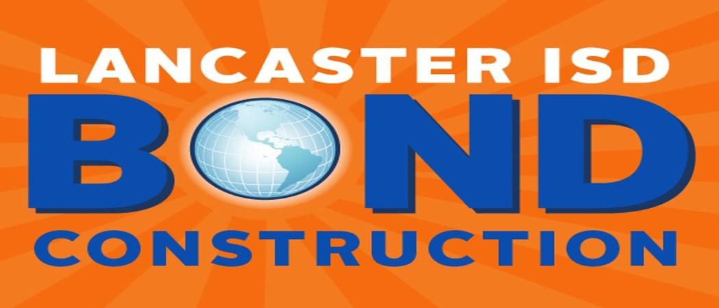 Lancaster ISD Bond logo