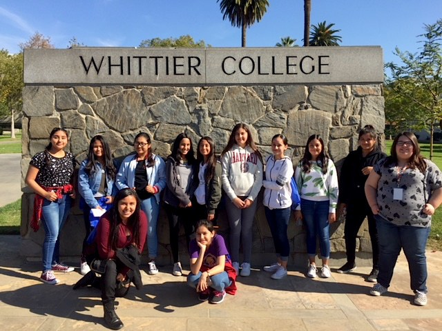 Graves Middle School Female Students Attend AAUW STEM Conference Featured Photo