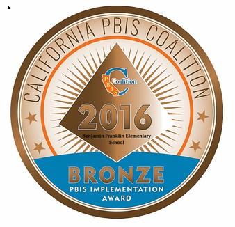 PBIS Bronze Award Logo
