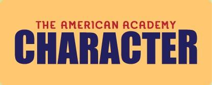 American Academy Character Logo