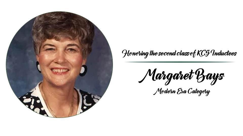 Mrs. Margaret Bays