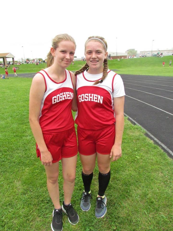 8th grade girls track