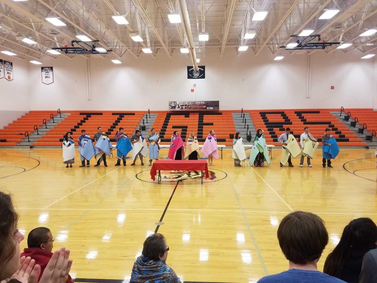Senior Ceremony