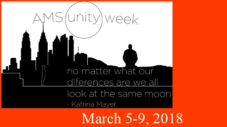 Graphic of AMS Unity