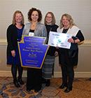Cornell Receives Award