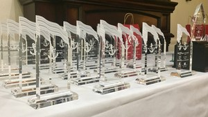 Awards for Houchin event.
