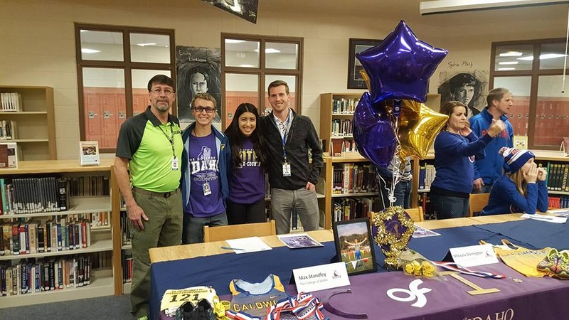 3 students sign letters of intent Thumbnail Image