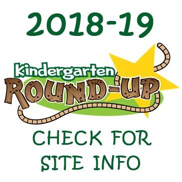 2018-19 Kinder Roundup