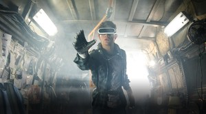 Image from Ready Player One =