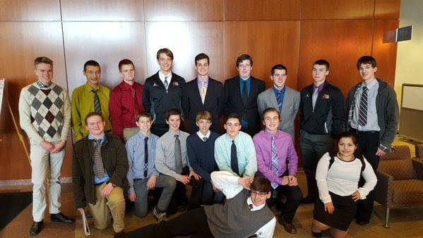 TKHS students advance to the state BPA competition.