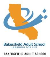 Bakersfield Adult School Logo
