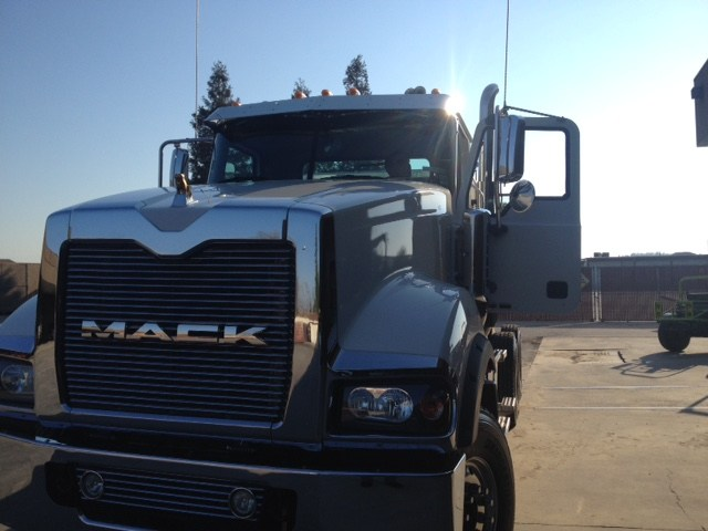 Mack lays it on the line Thumbnail Image