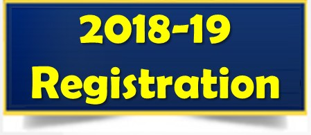 2018/2019 REGISTRATION APPOINTMENTS Thumbnail Image
