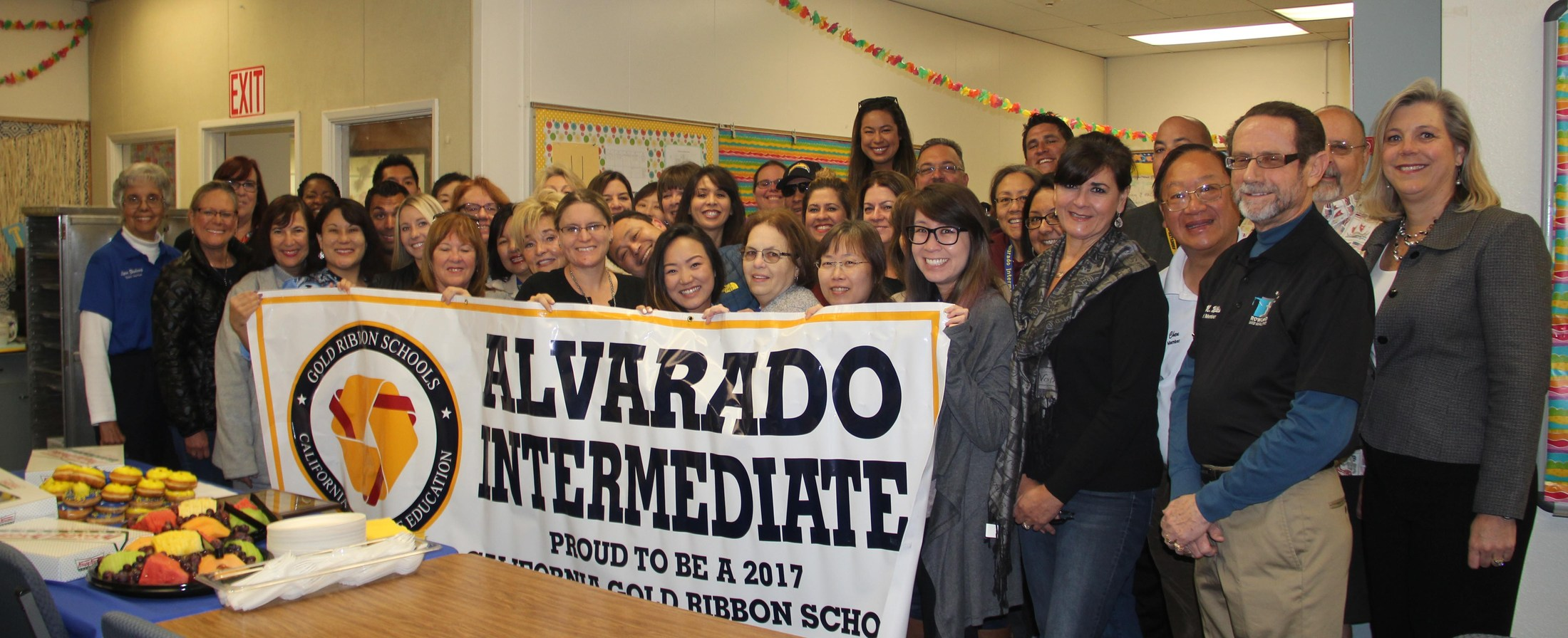 Alvarado Staff