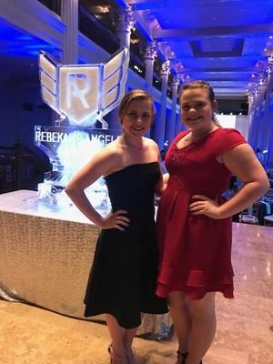 Olivia and Ashley at Rebekah%27s Angels Foundation Gala 2-2018.jpg