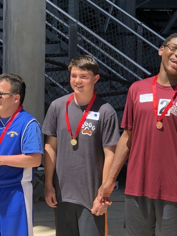 Congratulations to Area Special Olympians Thumbnail Image