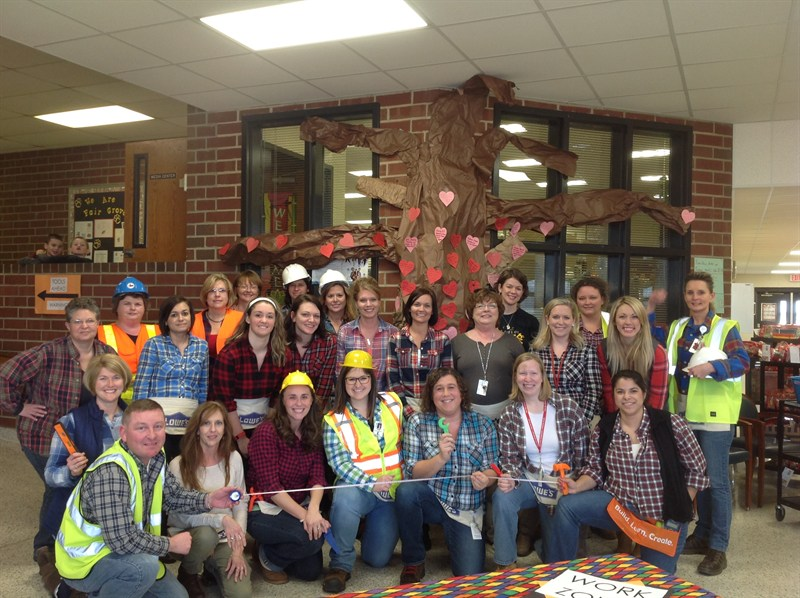 Staff Picture of Math Night: Tools for Success