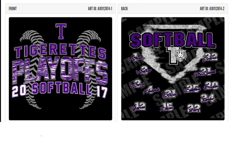 Orders DUE for Softball Playoff Shirts Thumbnail Image