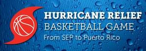 Hurricane Relief Basketball Game