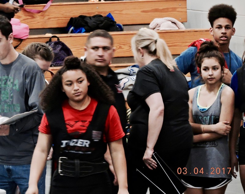 MHS Athlete Competes in Regional Girls Powerlifting Match Thumbnail Image