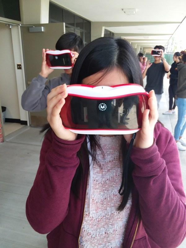 Virtual Reality takes AP Environmental Science to the Colorado Aqueduct Thumbnail Image