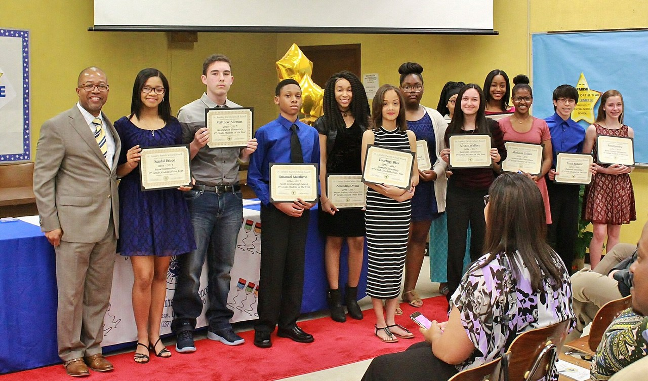 Students of the Year Ceremony