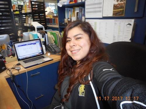 Ms Elena Robinson Elementary Librarian