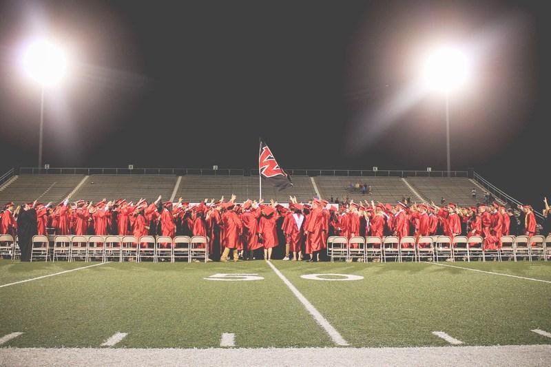 2017 VWHS Graduation Photo Album Thumbnail Image