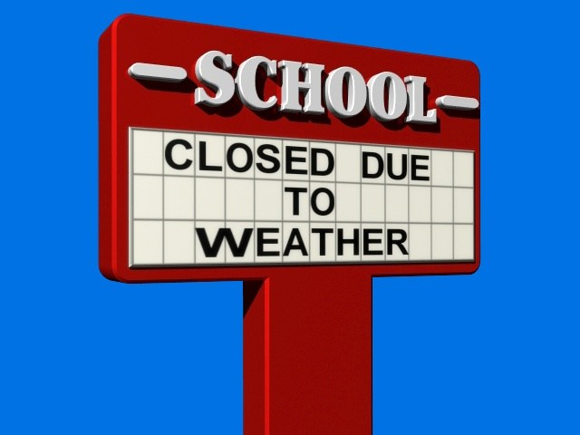 School Closed Thumbnail Image