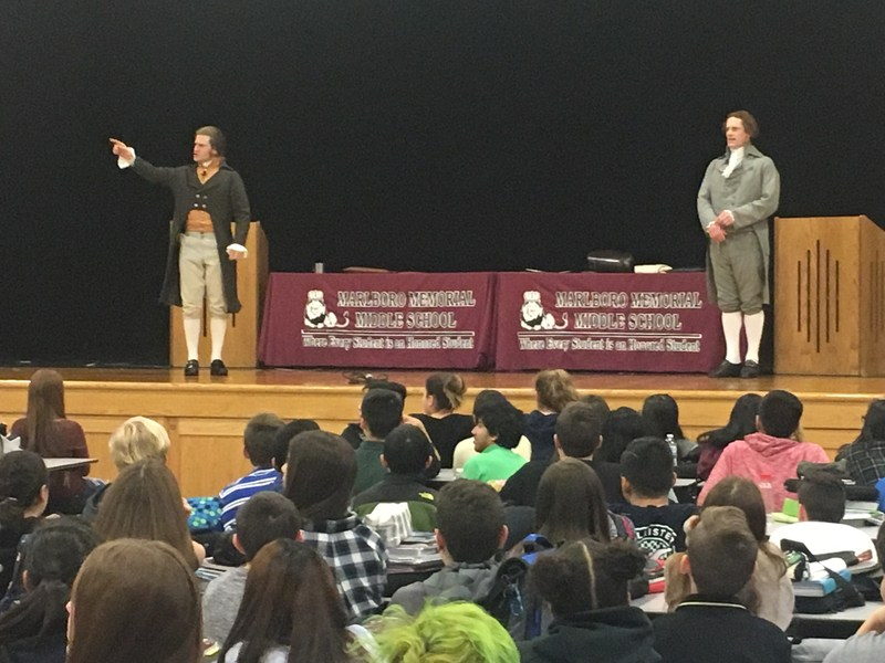 Hamilton Debate