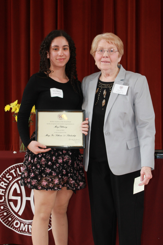 Support SHA- Scholarship- Recipient
