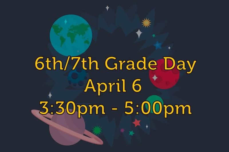 6th/7th Grade Day Thumbnail Image