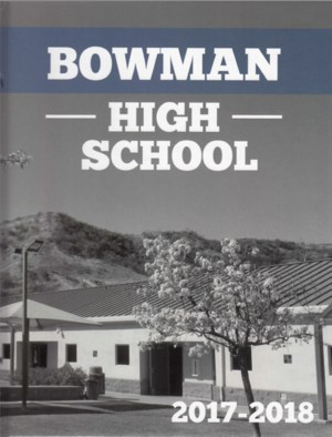 Bowman Yearbook image