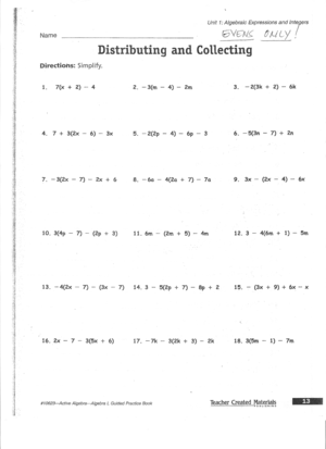 Multiplying Binomials Worksheet. Worksheets. Reviewrevitol Free ...