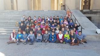 Field Trip to TN Museum