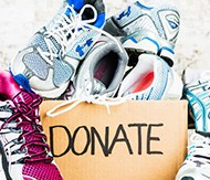 Soles for Souls Shoe Drive Thumbnail Image