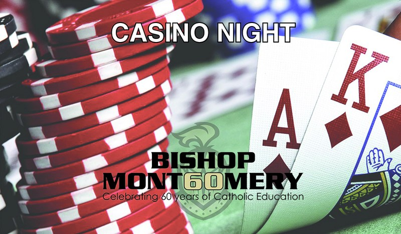 Join Us for Casino Night Thumbnail Image