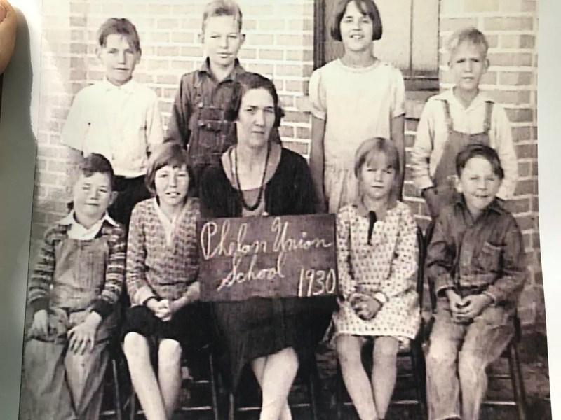 Phelan Elementary in 1930