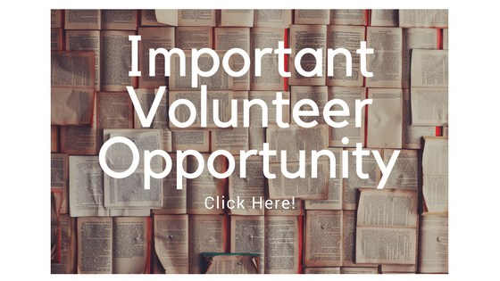 Volunteers Needed with Reading Instruction