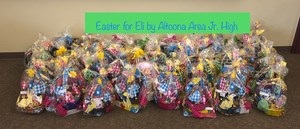 Easter for Eli Baskets