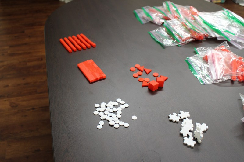 Math Manipulatives for Schools