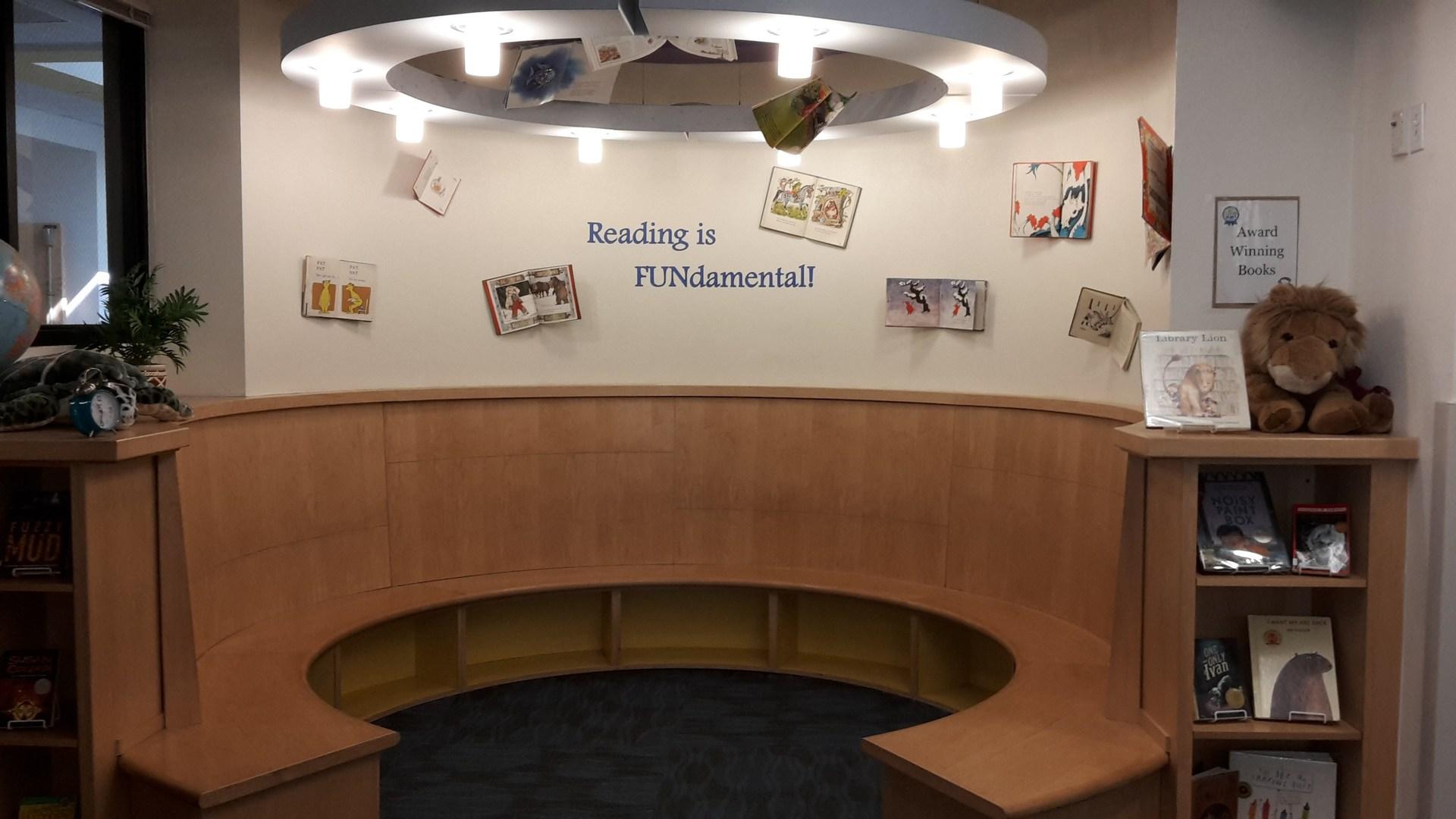 Park media center.