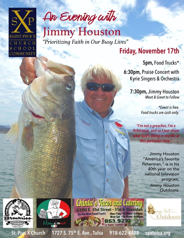 An Evening with Jimmy Houston Thumbnail Image
