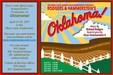 Oklahoma! musical poster