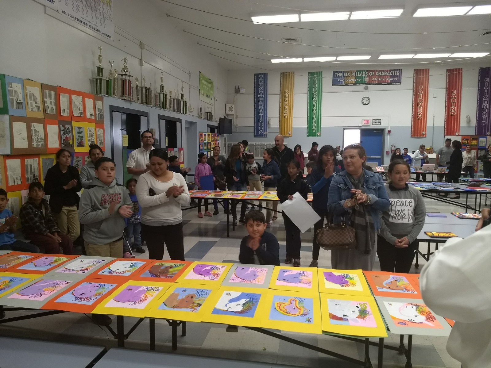 Parent Art night