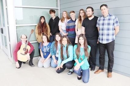 NHD Student Award Winners